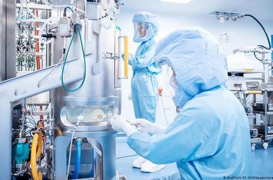 Tầm quan trọng của cơ sở sản xuất vắc xin mRNA với châu Á - Thái Bình Dương