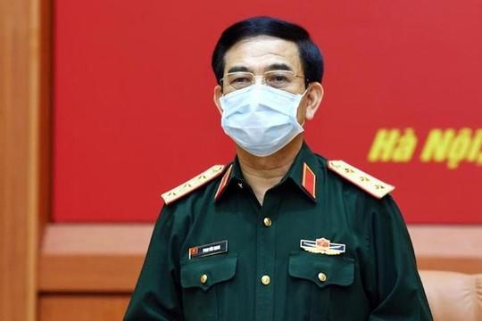 Bộ Quốc phòng điều lực lượng giúp Bắc Ninh, Bắc Giang chống COVID-19