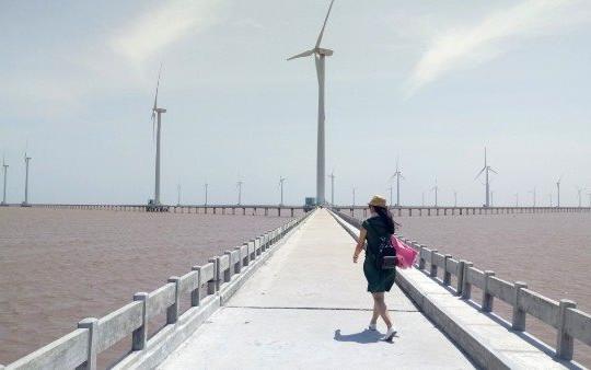 Hậu Giang: Nhà đầu tư Hồng Kông đang hoàn thiện thủ tục dự án điện gió 3.220 tỉ đồng