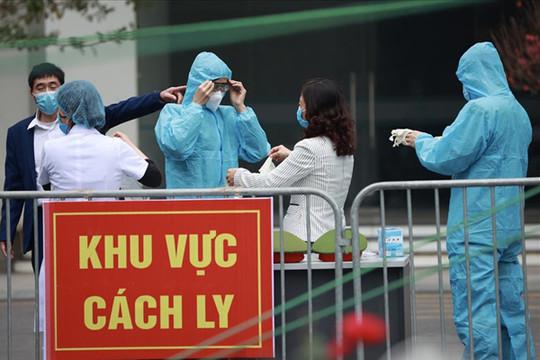 Tối 17.5 thêm 116 ca mắc COVID-19 trong nước, riêng Bắc Giang và Bắc Ninh là 99 ca