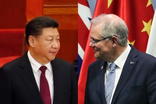 Trung Quốc trừng phạt kinh tế Úc: Tự rút súng bắn chân mình