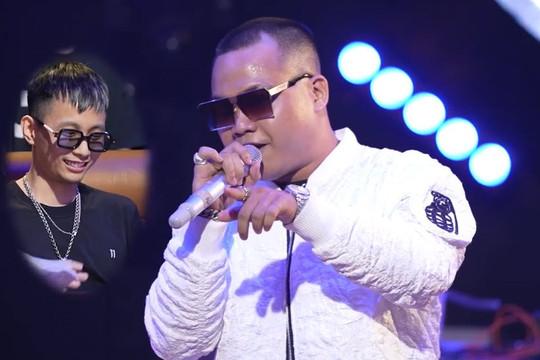 Sốt clip Blacka hát tặng Rhymastic ở vòng casting Rap Việt mùa 2