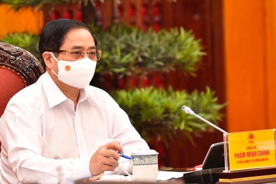 Thủ tướng: Mầm bệnh từ bên ngoài cho thấy có những sơ hở trong quản lý
