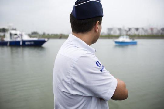 Cảnh sát Bỉ xác nhận giải cứu 49 người Việt Nam gặp nạn trên biển