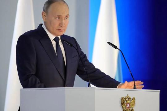 Ông Putin cảnh báo 'nhổ răng' nước nào muốn 'cắn xé' Nga