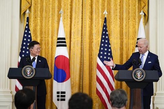 Ông Biden không 'ảo tưởng' về vấn đề Triều Tiên