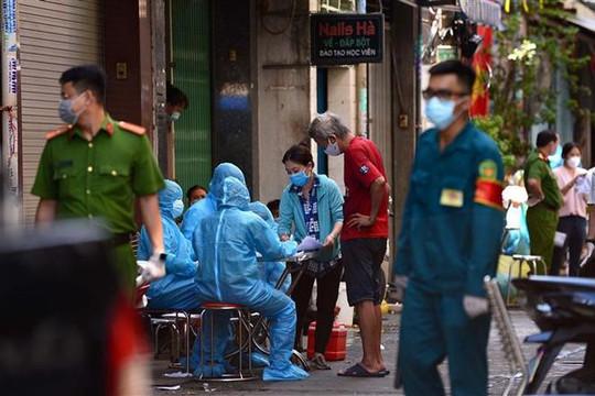 Sáng 22.5: Việt Nam thêm 20 ca COVID-19, Thái Lan gia hạn tình trạng khẩn cấp, Campuchia bất ngờ dỡ bỏ giới nghiêm