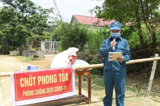 Khởi tố vụ án liên quan BN4694: Về từ vùng dịch, trốn cách ly đi ăn thịt chó
