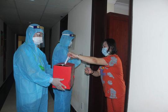 Huế, Đà Nẵng: Bầu cử trên tinh thần đảm bảo an toàn phòng chống dịch