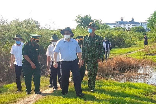 Nhân đà chống COVID-19, thúc đẩy tinh thần chống buôn lậu, bảo vệ hàng Việt Nam