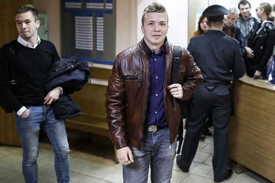 Mỹ đòi điều tra vụ 'không tặc' gây nguy hiểm cho 170 khách, nhà hoạt động đối lập Belarus nói sẽ nhận án tử