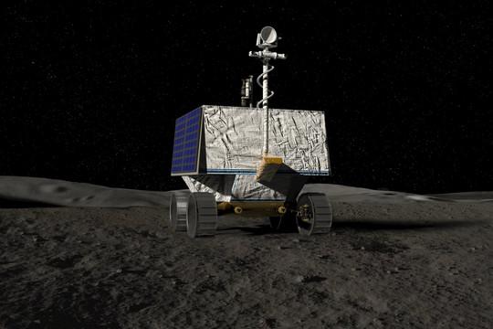 NASA công bố sứ mệnh robot khám phá Mặt trăng 433 triệu USD