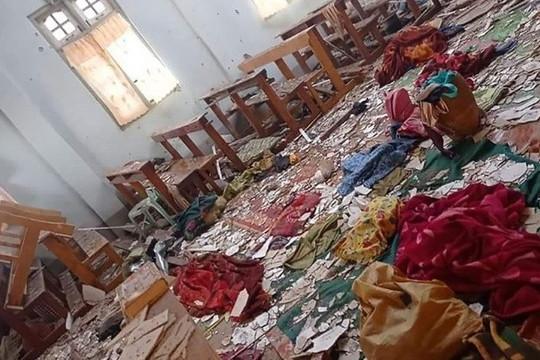 Quân đội bắn đạn cối vào nhóm nổi dậy khiến 12 dân thường thương vong ở nhà thờ, Hồng y Myanmar lên tiếng