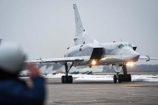 Nga đưa máy bay ném bom chiến lược đến căn cứ ở Syria