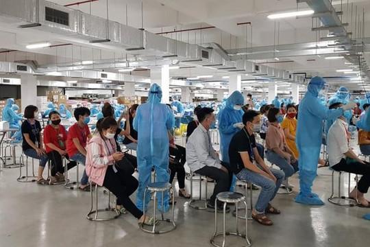 Chủ tịch Bắc Giang giải thích việc cho công nhân trở lại 4 khu công nghiệp