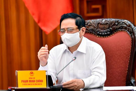Thủ tướng: Bộ KH-CN phải sát cánh với nhà khoa học, DN để nghiên cứu vắc xin