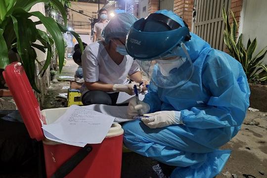 TP.HCM: Phong tỏa nơi 74 người dân ở khu vực vợ chồng giáo phái truyền đạo