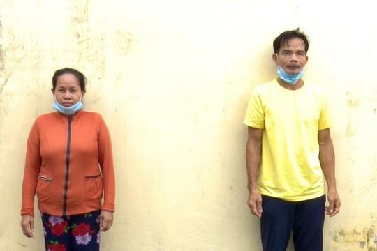 An Giang: Khởi tố cặp vợ chồng lấy dây xích trói con nợ