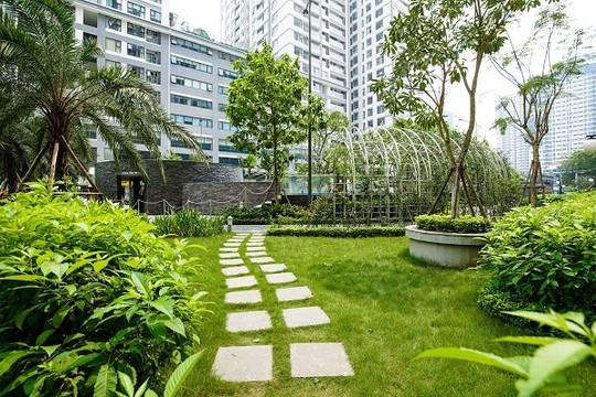 Ngắm nhìn những khu vườn Imperia do MIK Group phát triển