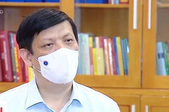Video Bộ trưởng Bộ Y tế: 'Chỉ có vắc xin COVID-19 mới đưa cuộc sống trở lại bình thường'