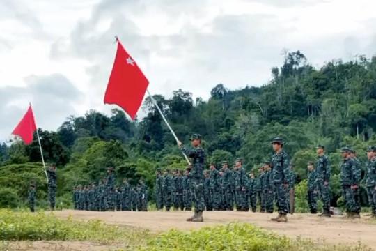 Chính phủ Thống nhất Quốc gia công bố video Lực lượng Phòng vệ Nhân dân chống quân đội Myanmar