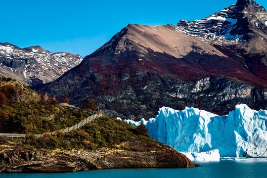 Nhật ký lữ hành Argentina – P.18: Perito Moreno - Kỳ quan của thế giới băng