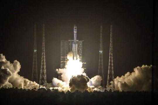 Trung Quốc đưa 3 phi hành gia lên trạm vũ trụ Thiên Cung vào tháng 6