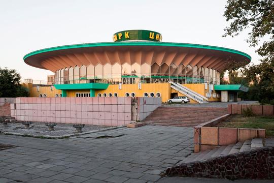 Di sản kiến trúc thời Xô Viết ở Trung Á