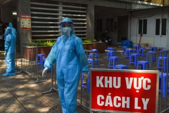 Tối 31.5 thêm 82 ca mắc COVID-19 trong nước, riêng Bắc Giang và Bắc Ninh là 77 ca