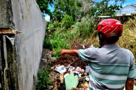 Cà Mau: Đất kênh rạch bị đem bán, gây khó cho công tác thủy lợi