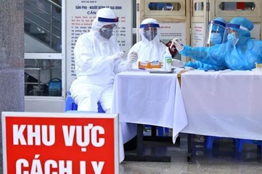 Trưa 1.6 thêm 50 ca mắc COVID-19 trong nước tại 4 tỉnh, thành phố, riêng Bắc Giang 32 ca
