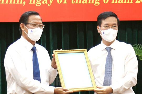 Bộ Chính trị phân công ông Phan Văn Mãi giữ chức Phó bí thư Thường trực Thành ủy TP.HCM