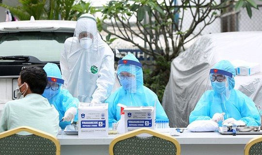 Tại TP.HCM chỉ còn quận 11 và huyện Cần Giờ chưa phát hiện ca nhiễm COVID-19
