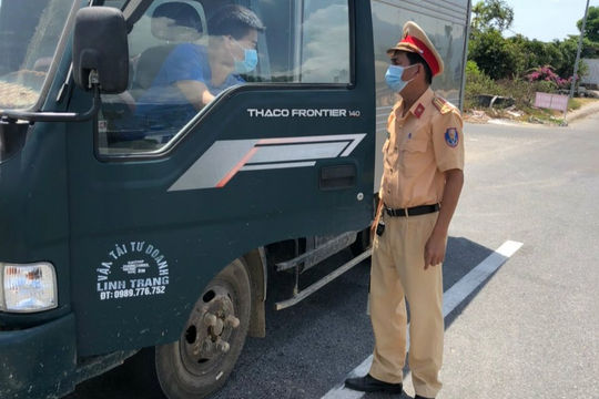 Thừa Thiên - Huế: Siết chặt kiểm soát dịch giữa cái nắng gần 40 độ