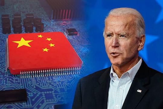 Ông Biden chê Trump soạn lệnh cẩu thả, mạnh tay trừng phạt Huawei và 58 công ty Trung Quốc