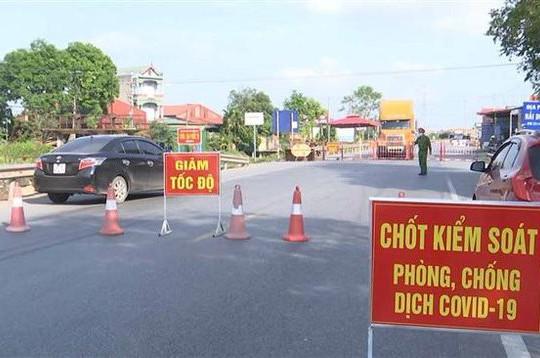 Bắc Ninh phong tỏa thêm gần 11.000 người