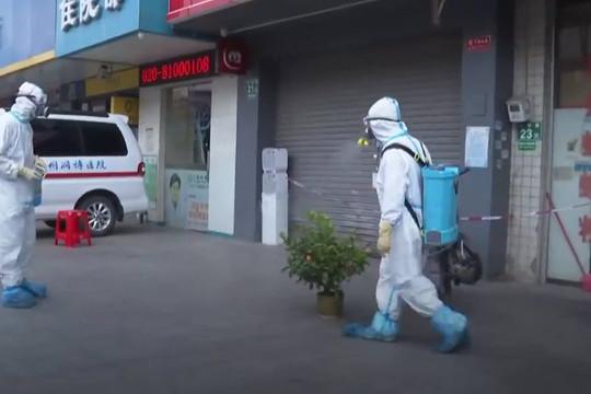 Video: 460.000 dân trên một con phố Trung Quốc phải cách ly tránh biến thể COVID-19 từ Ấn Độ