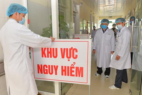 Chiều 5.6, Việt Nam ghi nhận 83 ca COVID-19, nâng số ca nhiễm trong ngày lên 254 ca