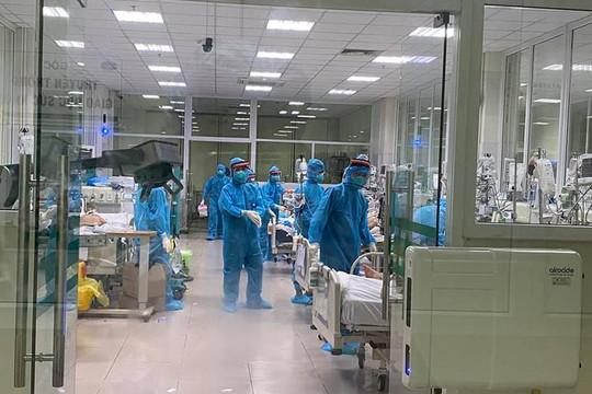 Ca tử vong thứ 52 liên quan COVID-19 là bệnh nhân 35 tuổi