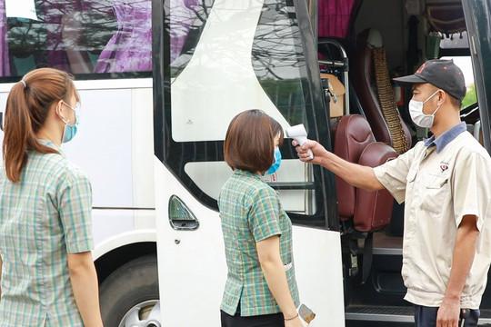 """Bắc Giang: """"Đón một công nhân cũng phải lên kế hoạch như đưa đón hàng nghìn công nhân"""""""