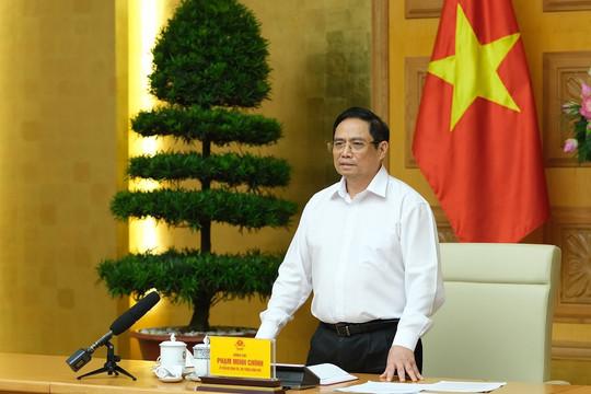 Thủ tướng Phạm Minh Chính nêu rõ hai trụ cột của chiến lược vắc xin