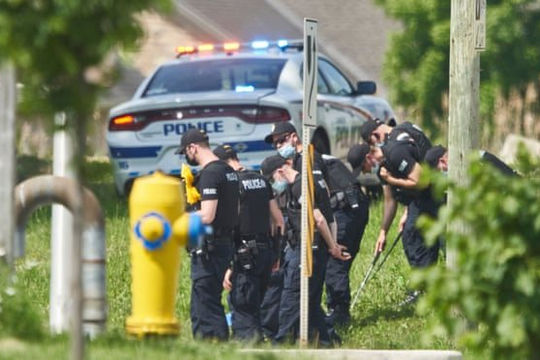 Gã trai lái xe bán tải tông chết 4 người Hồi giáo gây rúng động Canada