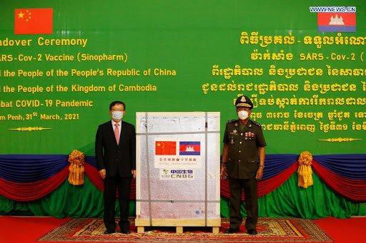 Có Trung Quốc tài trợ nhiều vắc xin COVID-19 nhất, Campuchia không được Mỹ tặng liều nào