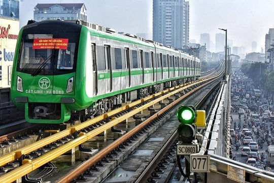 Tư vấn Pháp đã cấp chứng nhận an toàn cho đường sắt Cát Linh - Hà Đông, các khuyến nghị đã được khắc phục