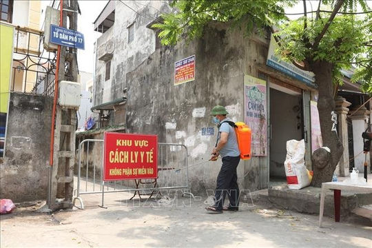 Trưa 16.6, Việt Nam ghi nhận 176 ca COVID-19, TP.HCM vượt mốc 1.000 ca