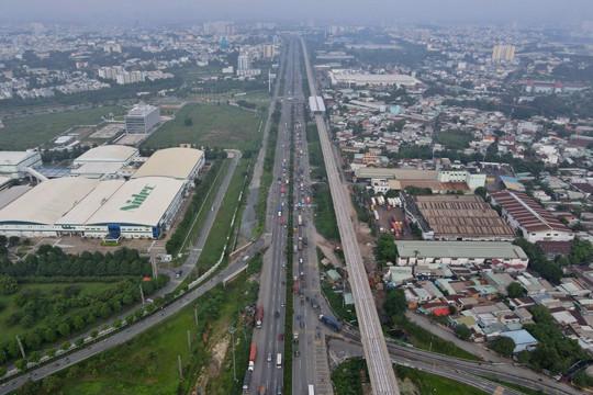TP.HCM dự kiến tổng đầu tư cho hạ tầng giao thông trong năm 2021 là hơn 137 nghìn tỉ
