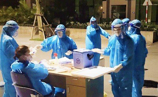 Hà Tĩnh: Hơn 1.000 F1 xét nghiệm âm tính với vi rút SARS-CoV-2