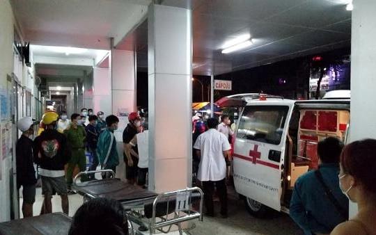 Một vụ táo tợn tại Đồng Tháp: Đâm người rồi xông vào bệnh viện truy sát