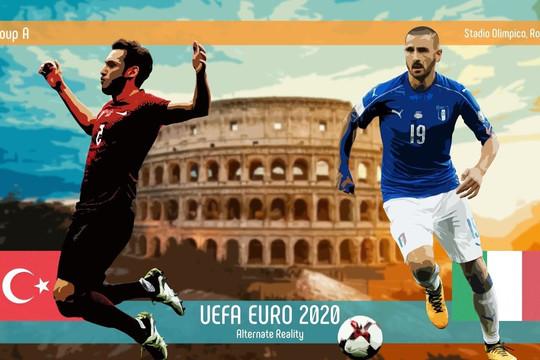 Trận khai mạc EURO 2020: Ý được đánh giá cao quá mức, Thổ Nhĩ Kỳ sẽ tạo bất ngờ