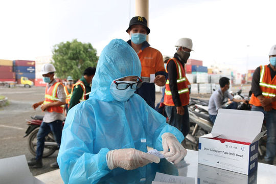 Sáng 13.6, TP.HCM ghi nhận thêm 25 ca nhiễm COVID-19 mới